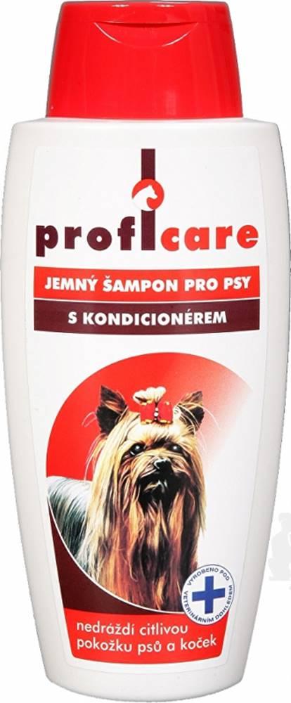 Ostatní PROFICARE pes šampon s kondicionérem 300ml