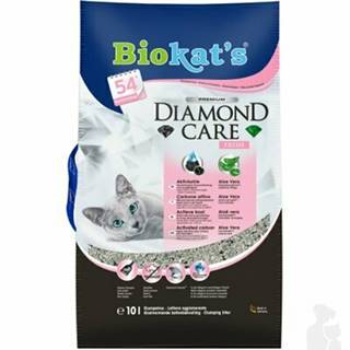 Podstielka Biokat 's Diamond Fresh 8l