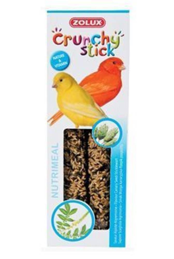 Zolux Crunchy Stick Canary Zrní/stickleworth 2ks Zolux