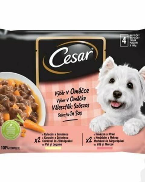 Kapsičky Cesar