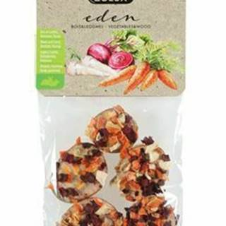 Pochúťka EDEN WOOD SLICE mix pre hlodavce 30g Zolux