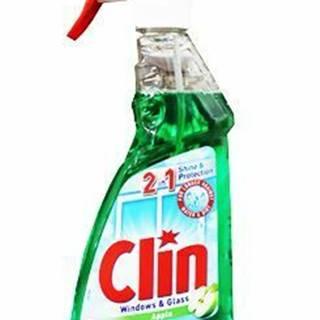 Čistič na okná Clin Apple MR 500ml