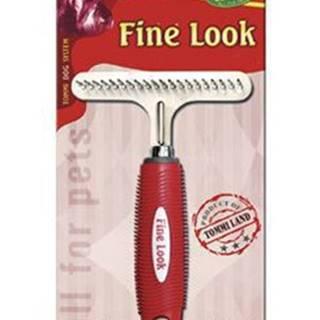 Hrebeň Fine Look hrable 11x17cm