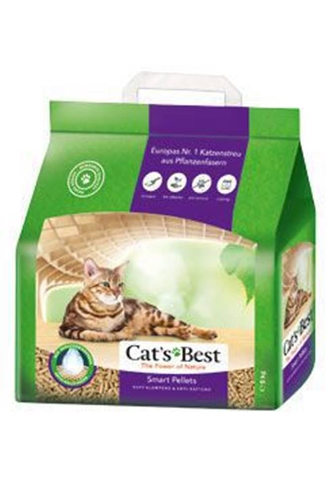 Ostatní Podestýlka Cats Best Smart Pellets 10l