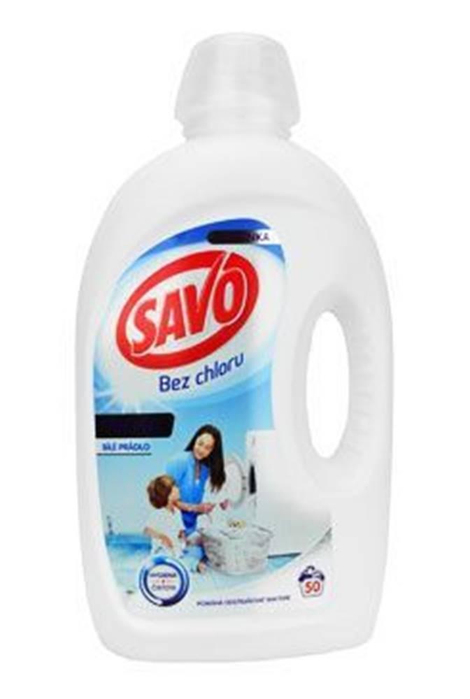 Mapes Savo Prací gel bílé prádlo 50W