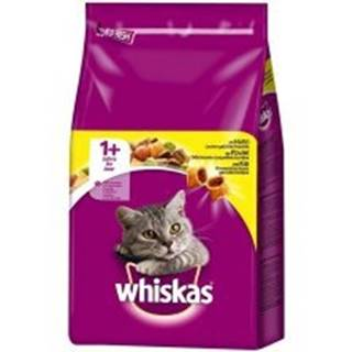 Whiskas Dry s kuřecím masem 300g