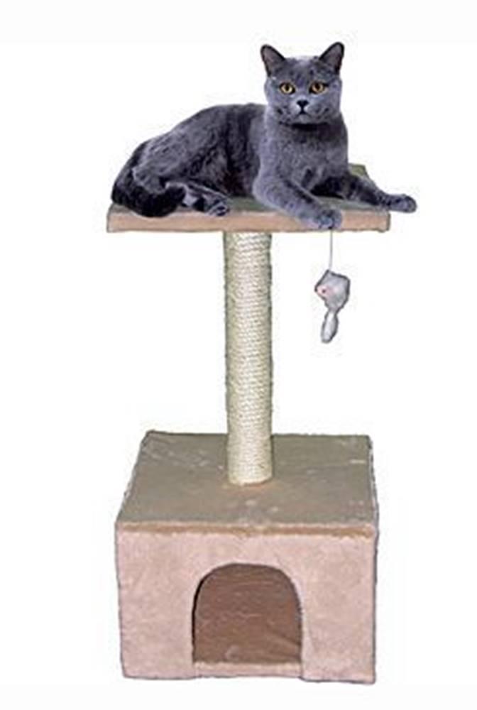 Tommi Škrábadlo Salome pískové 30x30x57 cm