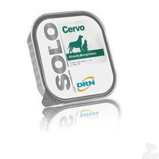 SOLO Cervo 100% (jelen) vanička 300g