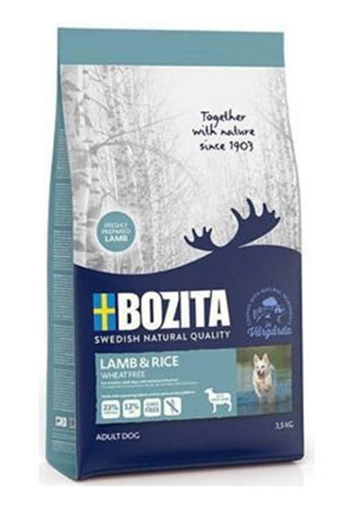 Bozita Bozita DOG Lamb & Rice Wheat Free 12kg