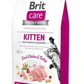 Brit Care Cat GF Kitten Healthy Growth&Development 7kg
