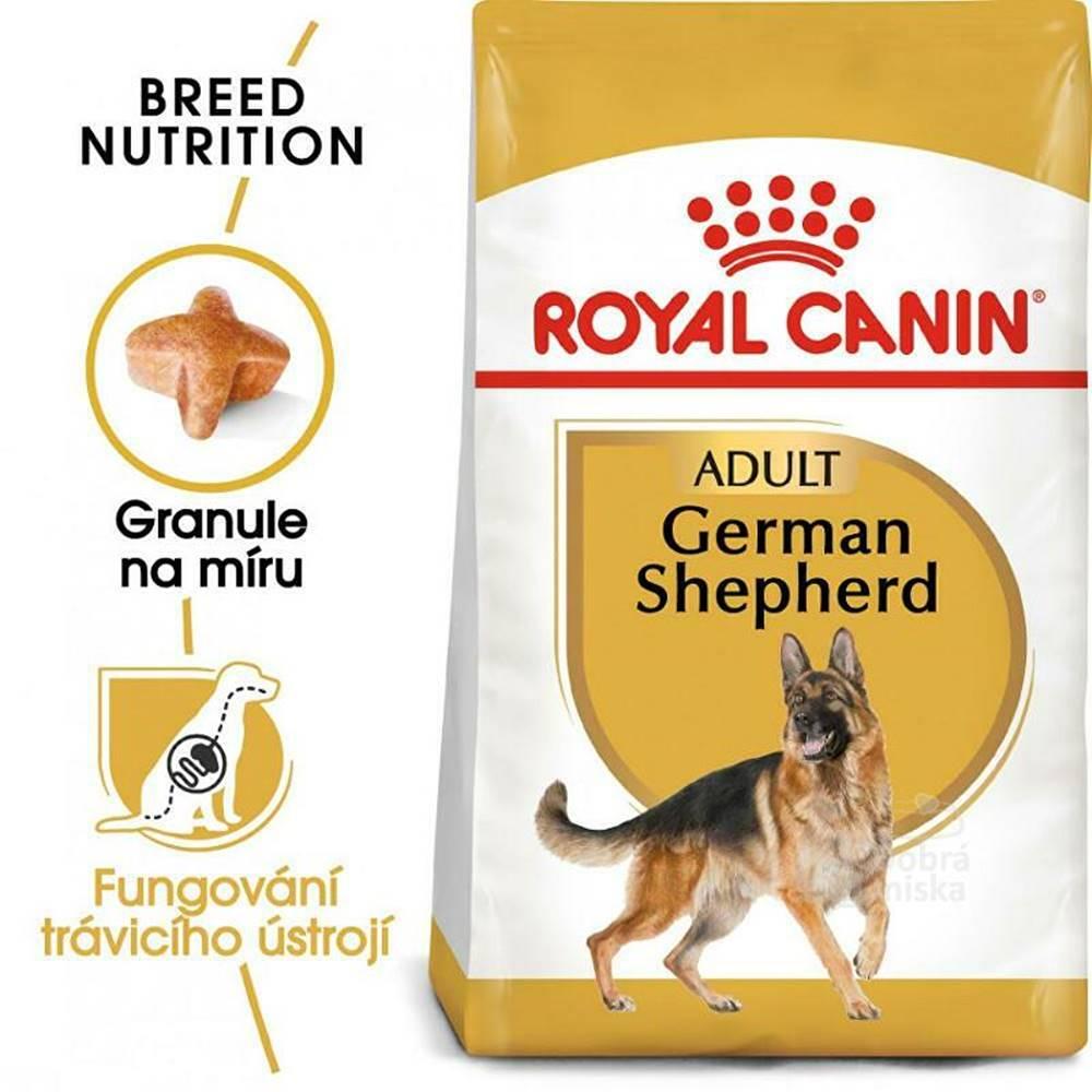 Royal Canin Royal canin Breed Německý Ovčák12kg
