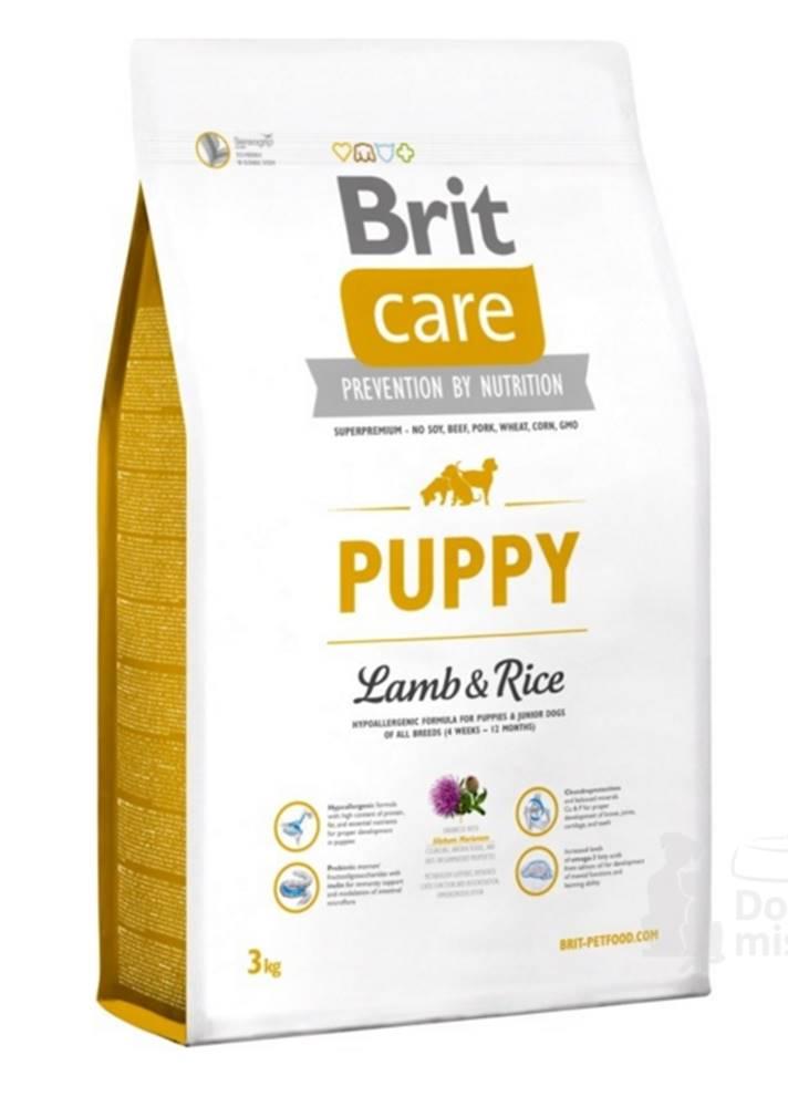 Brit Brit Care Dog Puppy Lamb & Rice 3kg