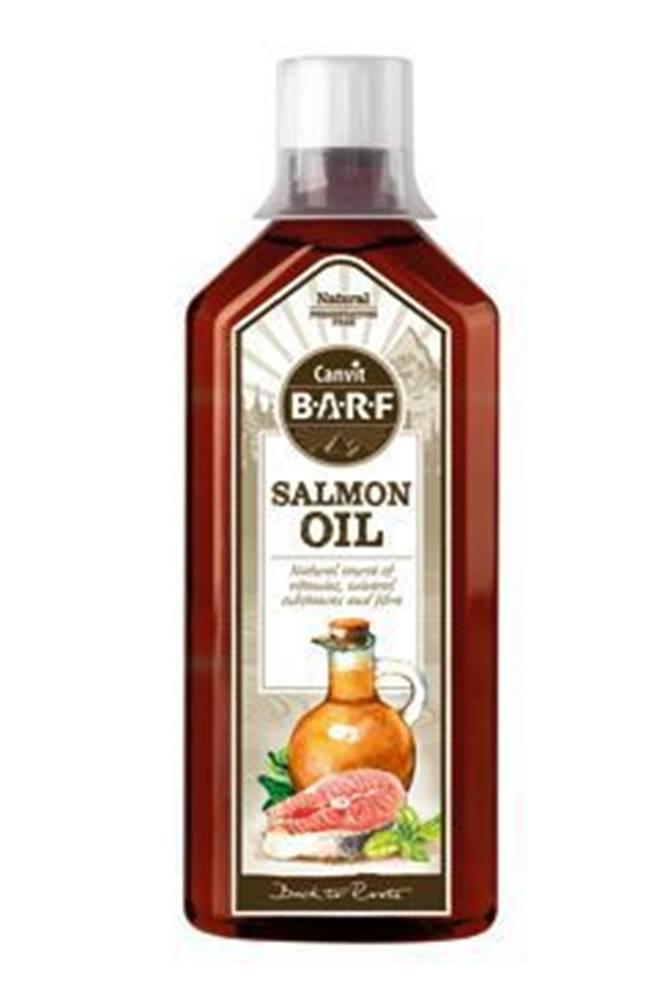 Canvit s.r.o. NEW Canvit BARF Salmon Oil 0,5 l