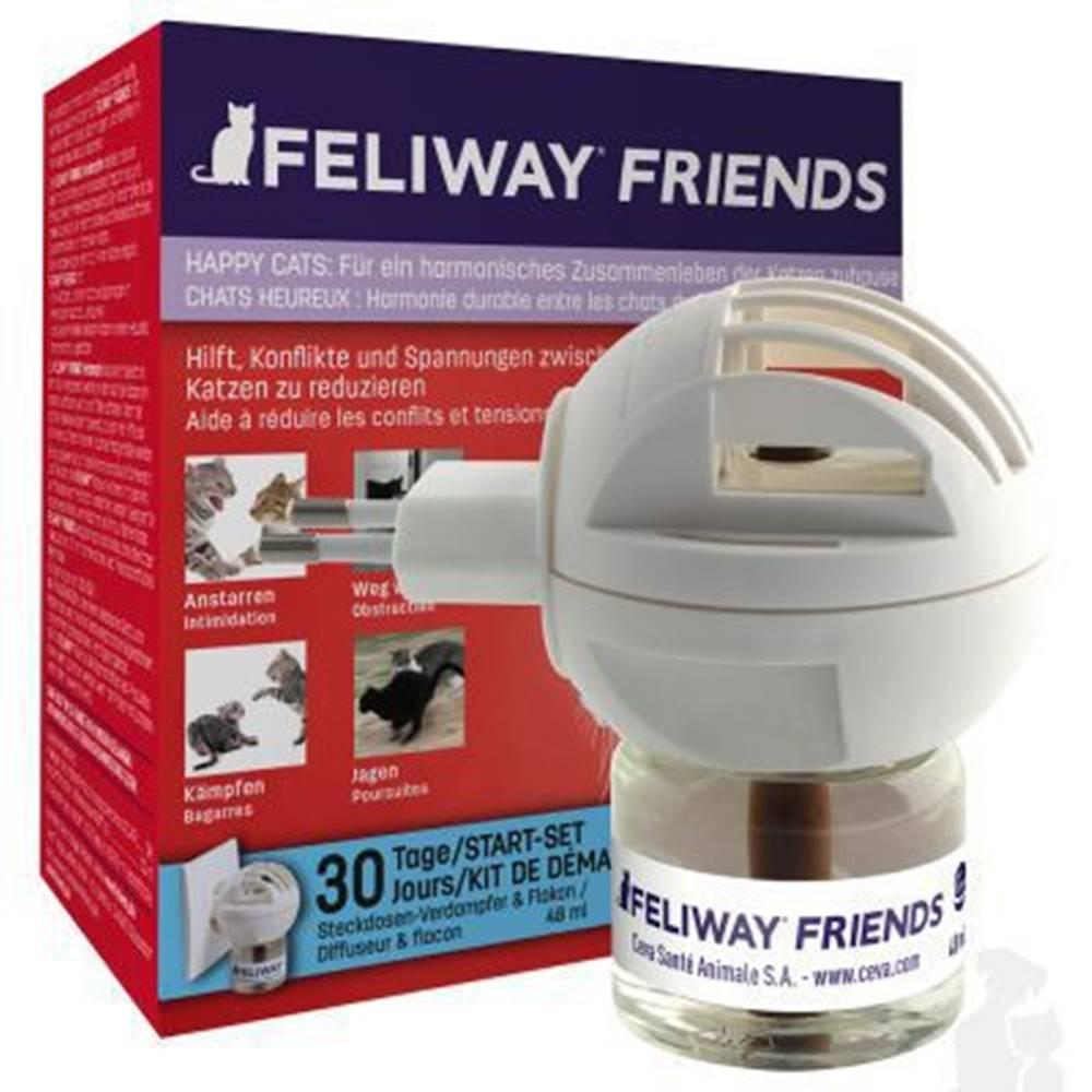 CEVA Feliway Friends difuzér + lahvička s náplní 48ml