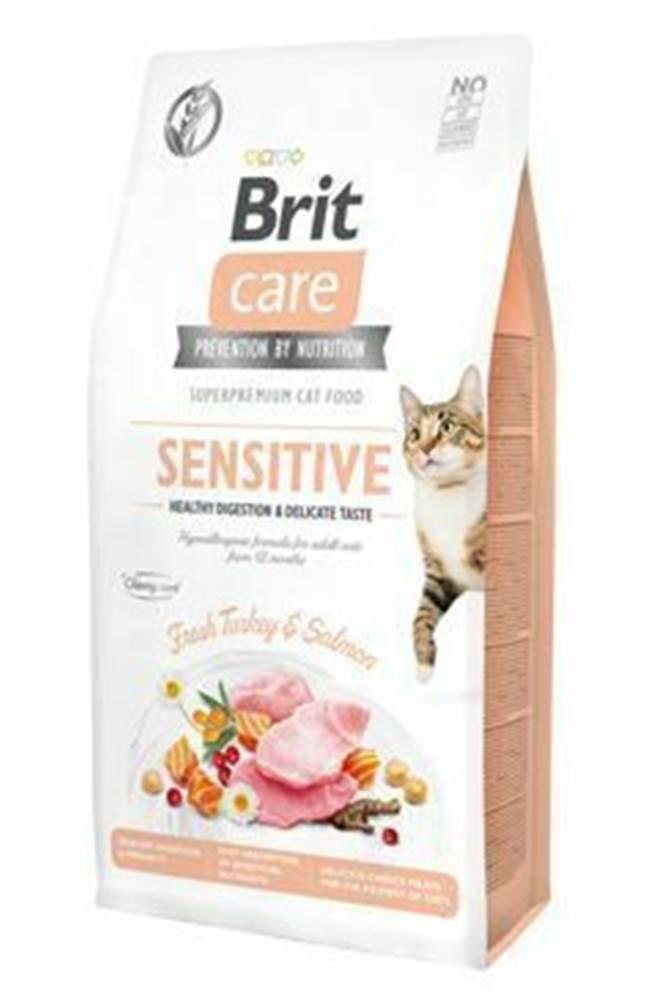 Brit Care Brit Care Cat GF Sensit. Heal.Digest&Delic.Taste 7kg
