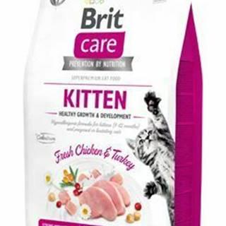 Brit Care Cat GF Kitten Healthy Growth&Development 2kg