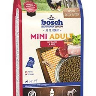 Bosch Dog Adult Mini Lamb&Rice 15kg