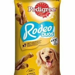 Pedigree Pochúťka Rodeo Duo kurča a slanina 123g