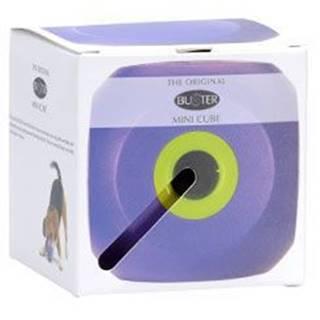 Hračka pes BUSTER Mini cube fialová 10cm, S