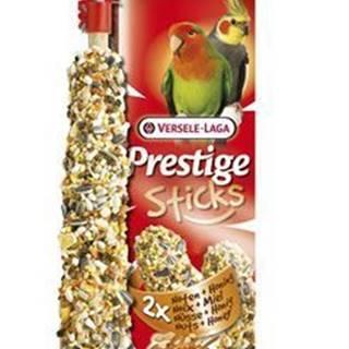 VL Prestige Sticks pre papagáje Nuts & Honey 2x70g