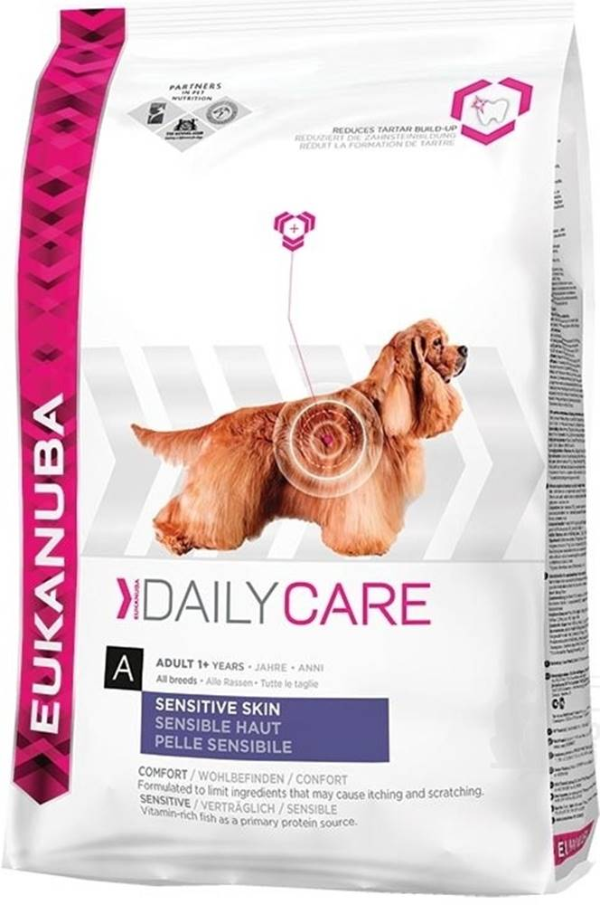 Eukanuba Eukanuba Dog  DC Sensitive Skin 2,3kg