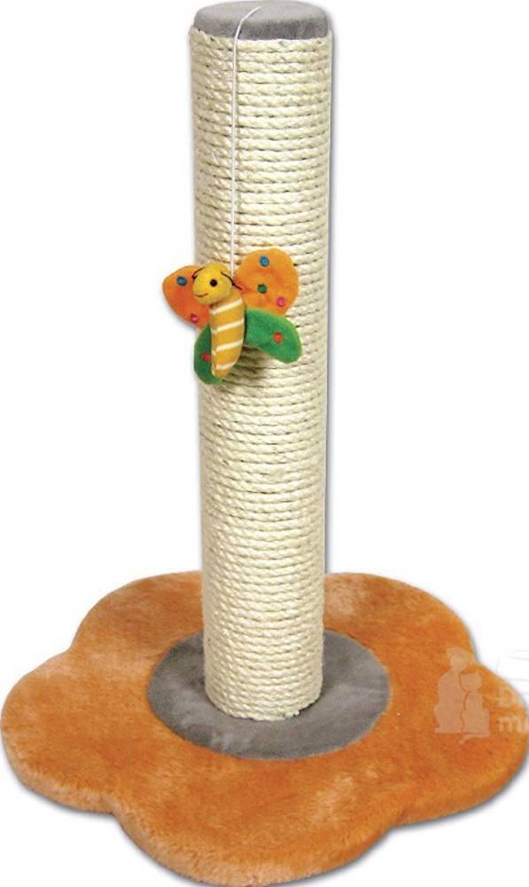Tommi Škrábadlo Floria orange 46cm