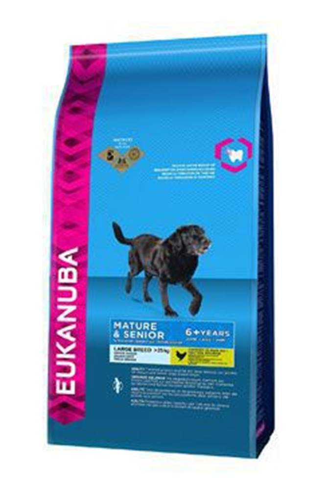 Eukanuba Eukanuba Dog Mature&Senior Large  15kg