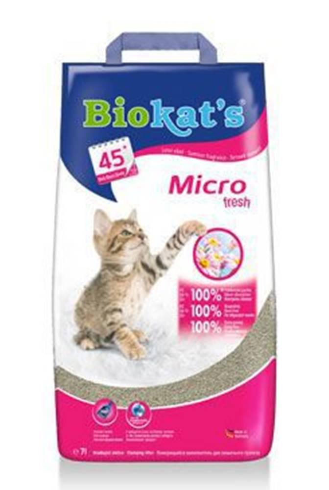 Biokat ´s Podestýlka Biokat's Micro Fresh 7L