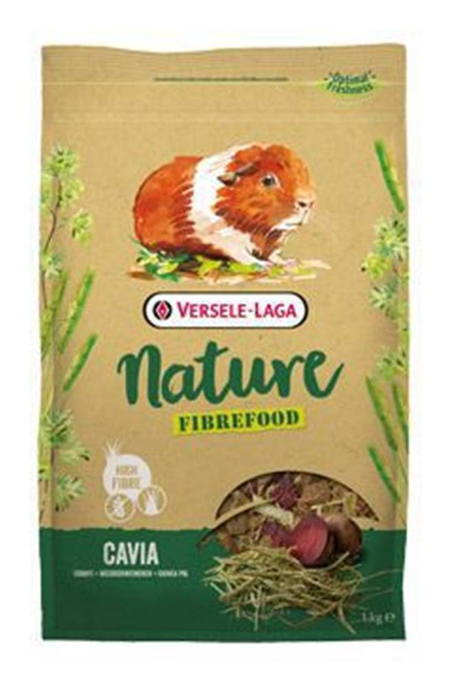 VERSELE-LAGA VL Nature Fibrefood Cavia pro morčata 1kg