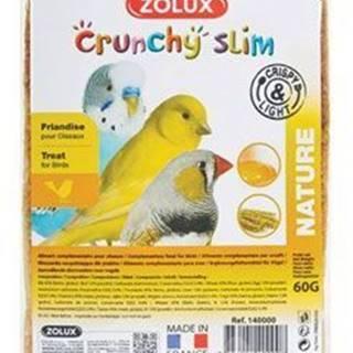 Sušienky pre vtáky Crunch CAKE SLIM 3ks 60g Zolux