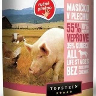 Topstein Mäsko v plechu - bravčové 850 g