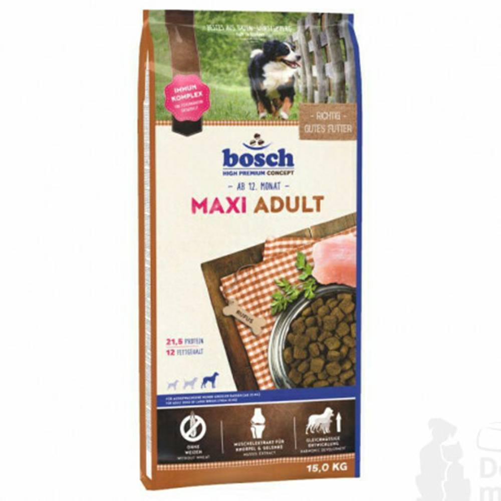 Bosch Bosch Dog Adult Duck & Rice15kg