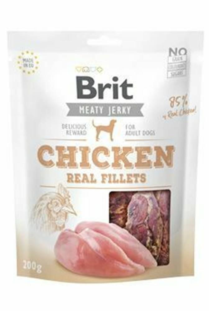 Brit Brit Jerky Chicken Fillets 200 g