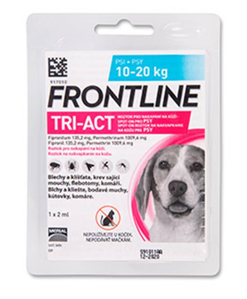(bez zařazení) Antipar. spot-on FRONTLINE TRI-act - 2-5kg