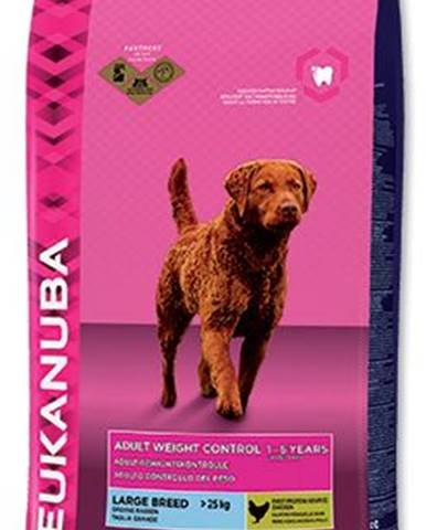 Eukanuba ADULT large light/weight - 15kg