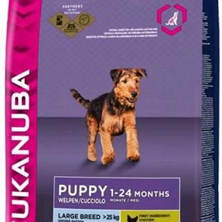 Eukanuba PUPPY/JUNIOR large - 3kg