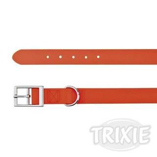 Obojok EASY LIFE L neon oranžový - 2,5cm/51-59cm