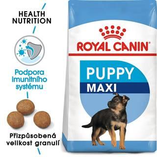 Royal Canin MAXI PUPPY - 4kg