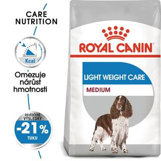 Royal Canin MEDIUM LIGHT - 3kg