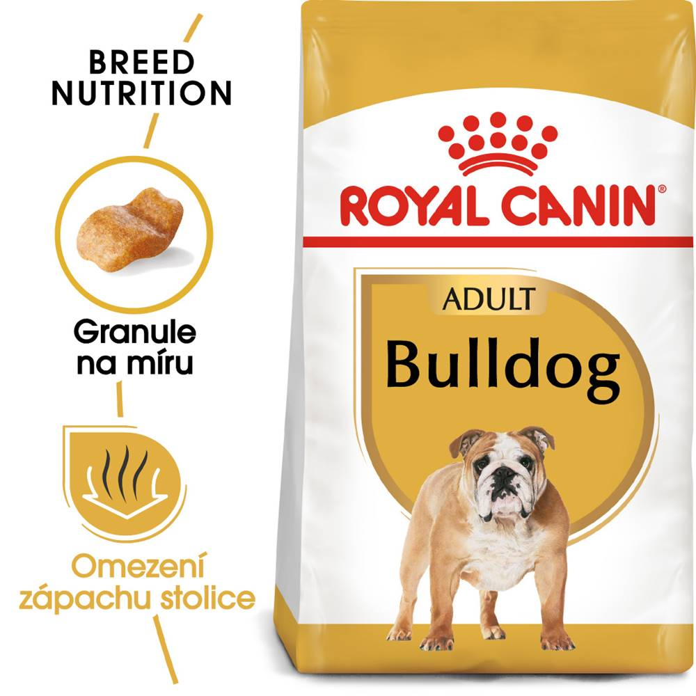 Royal Canin Royal Canin BULLDOG - 3kg