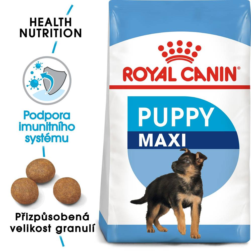Royal Canin Royal Canin MAXI PUPPY - 4kg