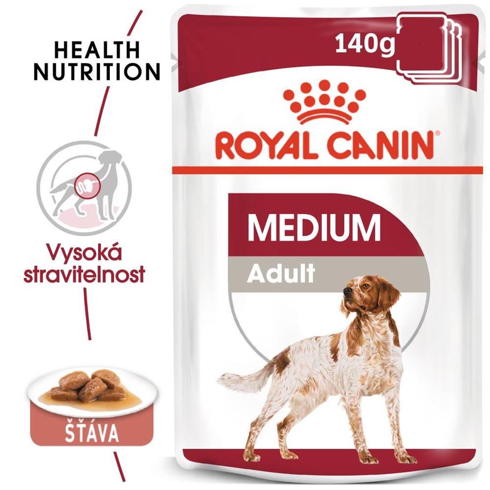 Royal Canin Royal Canin Medium Adult - kapsička pro dospělé střední psy - 140g