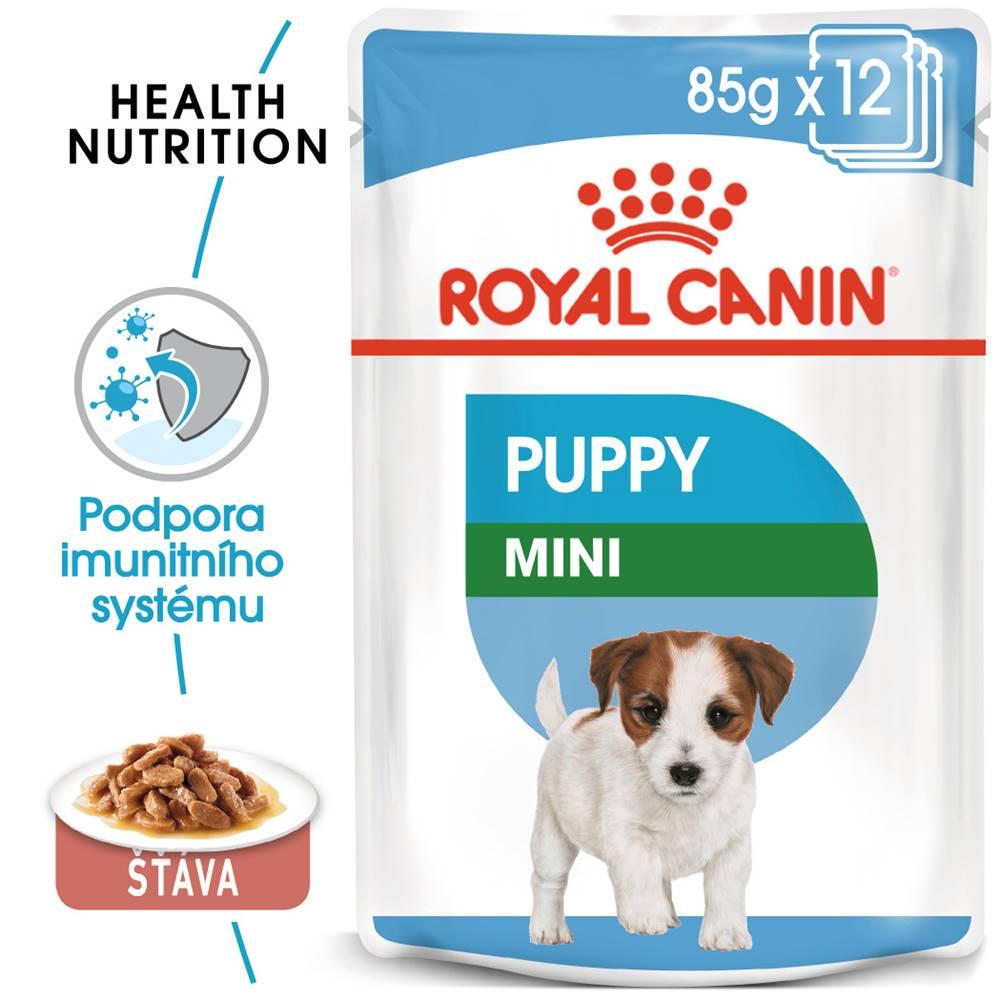 Royal Canin Royal Canin Mini Puppy - kapsička pre malé šteňatá - 85g