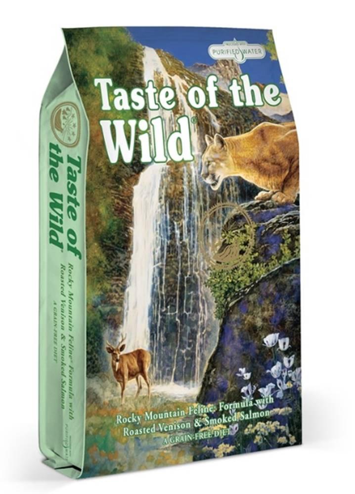 Taste of the Wild TASTE WILD cat ROCKY MOUNTAIN - 2kg