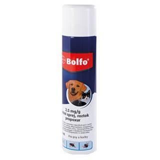 Antiparazitný spray  BOLFO - 250ml