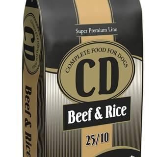 DELIKAN dog C/D dog BEEF/rice - 15kg