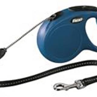 Flexi CLASSIC lanko  5m/20kg - Modré