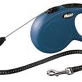 Flexi CLASSIC lanko  8m/12kg - Modré