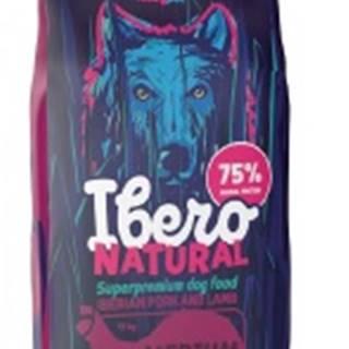 Ibero NATURAL dog MEDIUM ADULT - 3kg