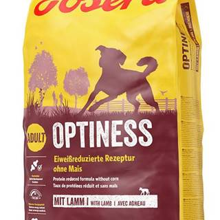 JOSERA dog OPTINESS jahňacie - 15kg